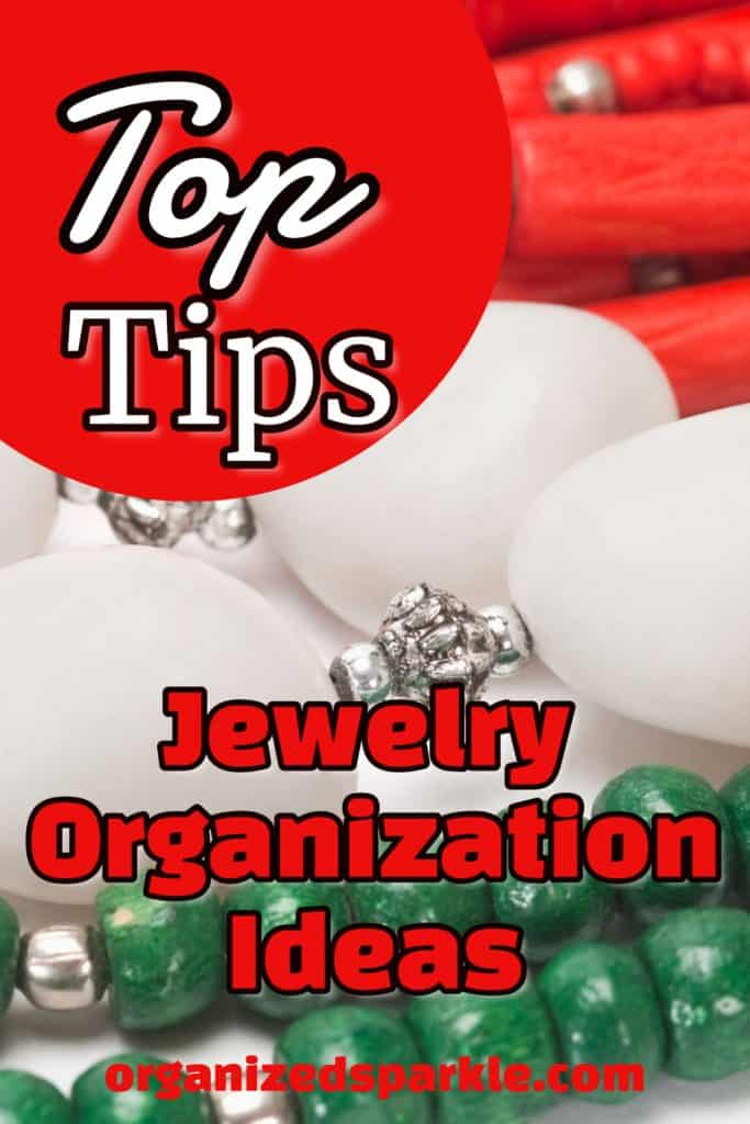 best ways to store necklaces to prevent damage