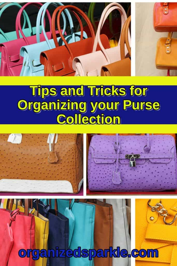 How To Store Purses 27 Hacks And Tips Organized Sparkle