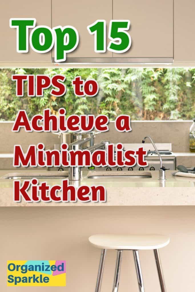 minimalist kitchen ideas for a beautiful uncluttered kitchen to be proud of