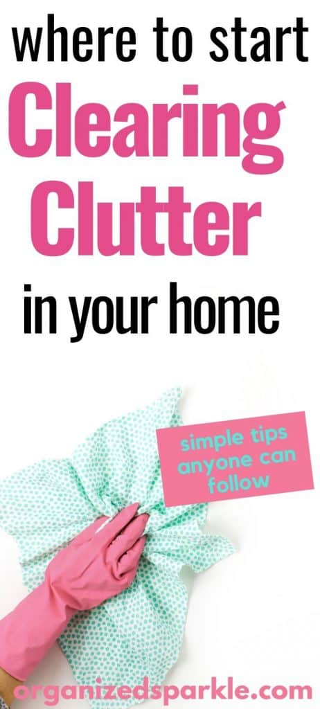clearing clutter where it start creative ideas for organizing and decluttering your home and life.