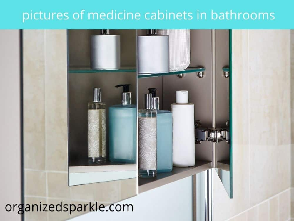 pictures of medicine cabinets