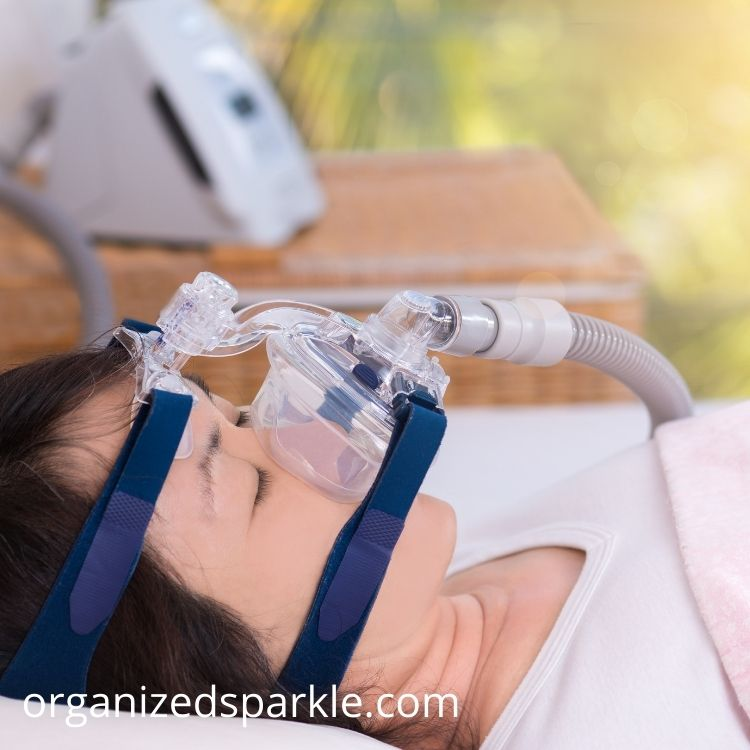 best CPAP pillows for back sleepers