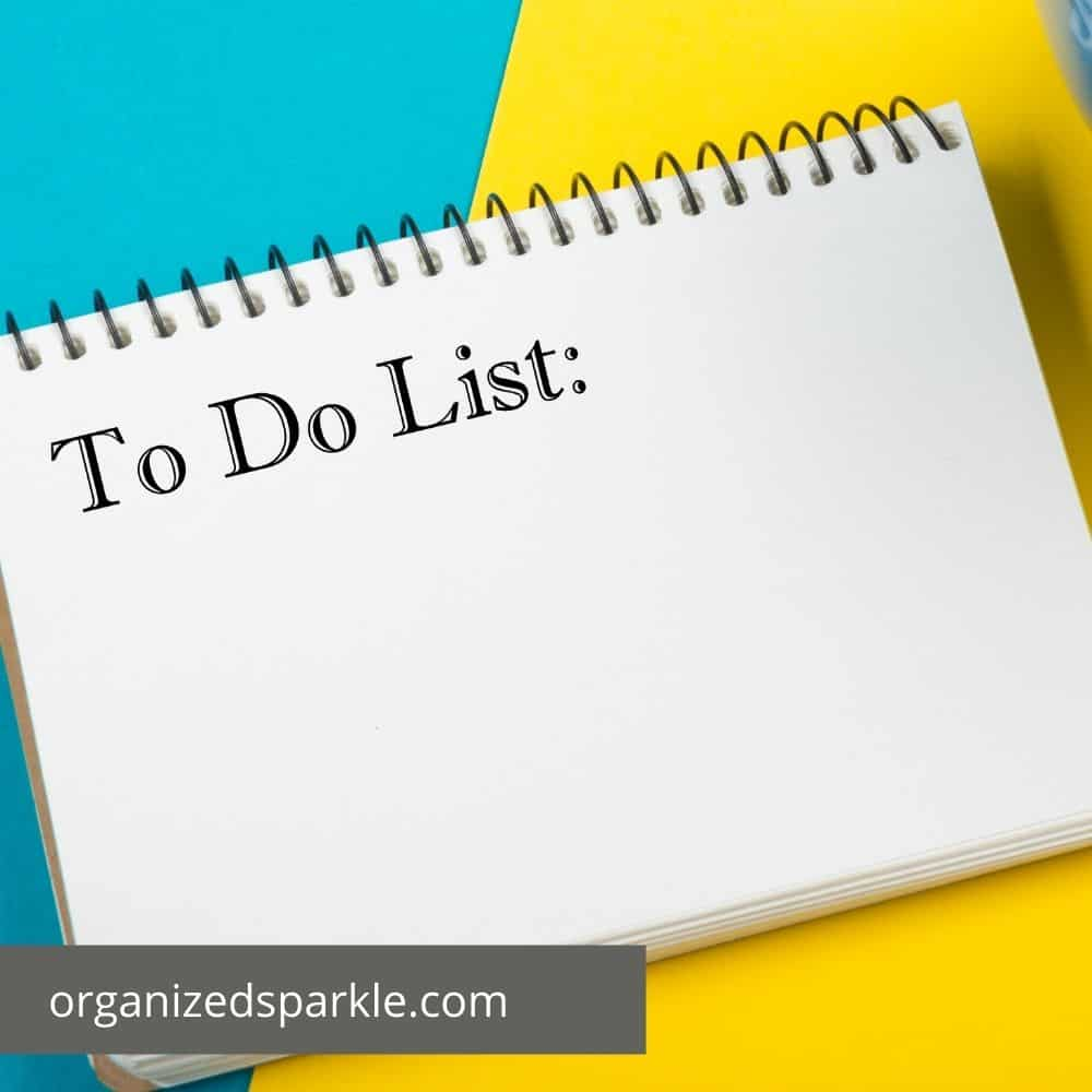 Benefits of a To-Do List