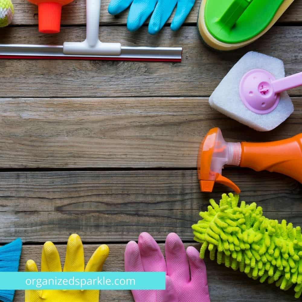 easy daily cleaning tips