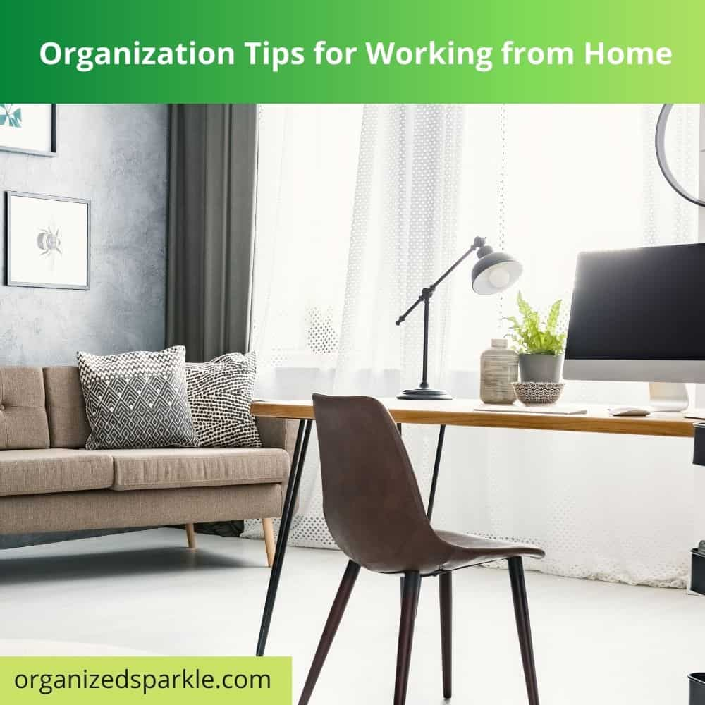 home office organization tips