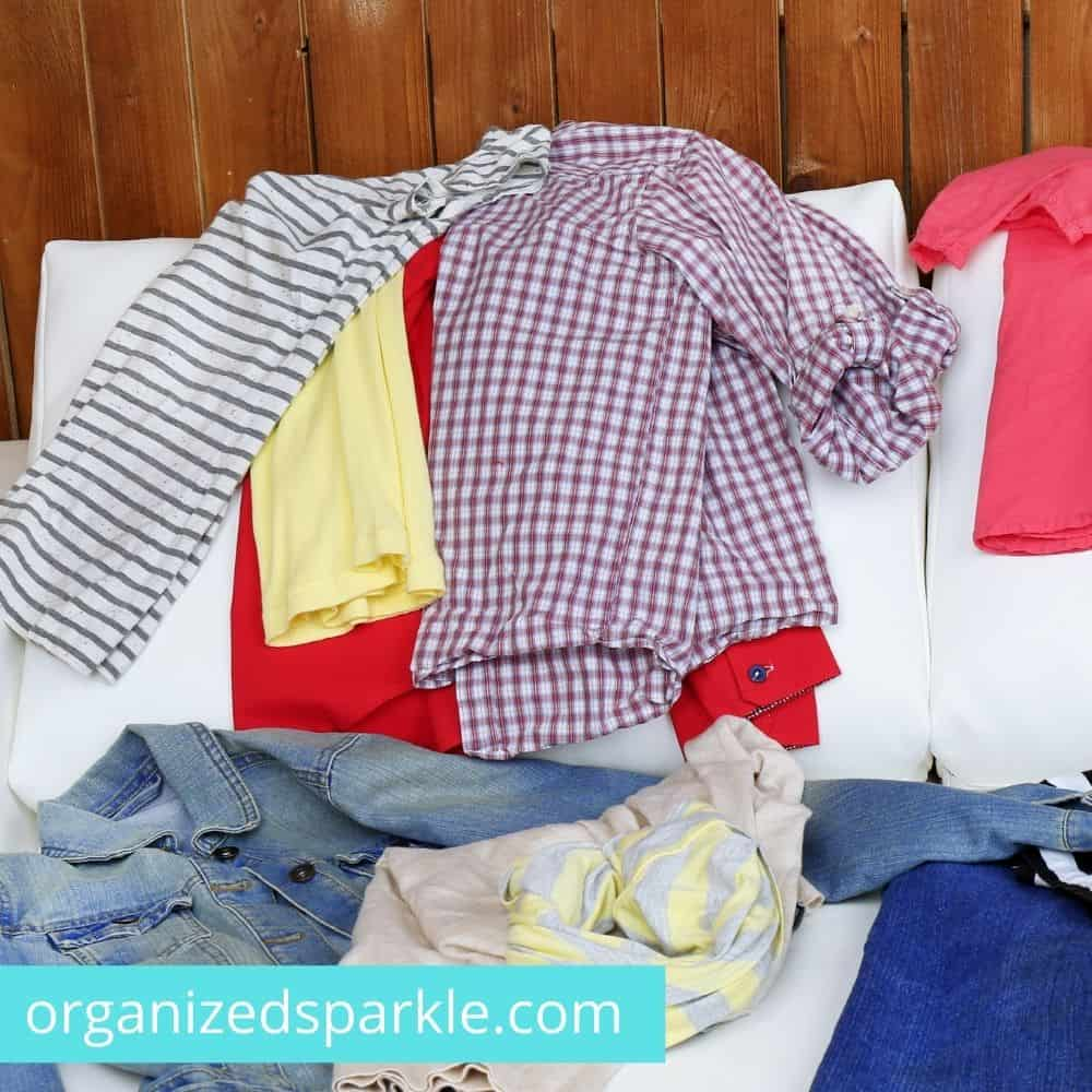 how to purge and declutter your home
