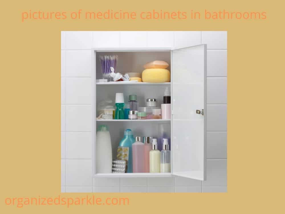 picture of medicine cabinets
