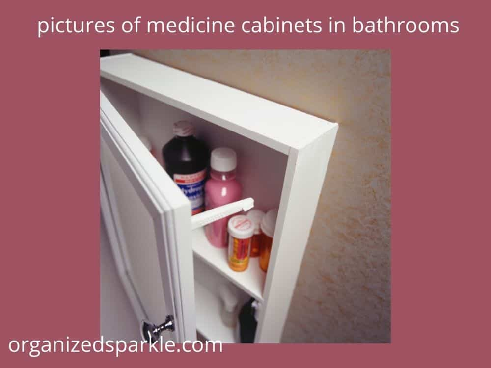 medicine cabinets for double sinks