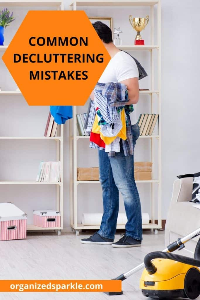 living clutter-free forever