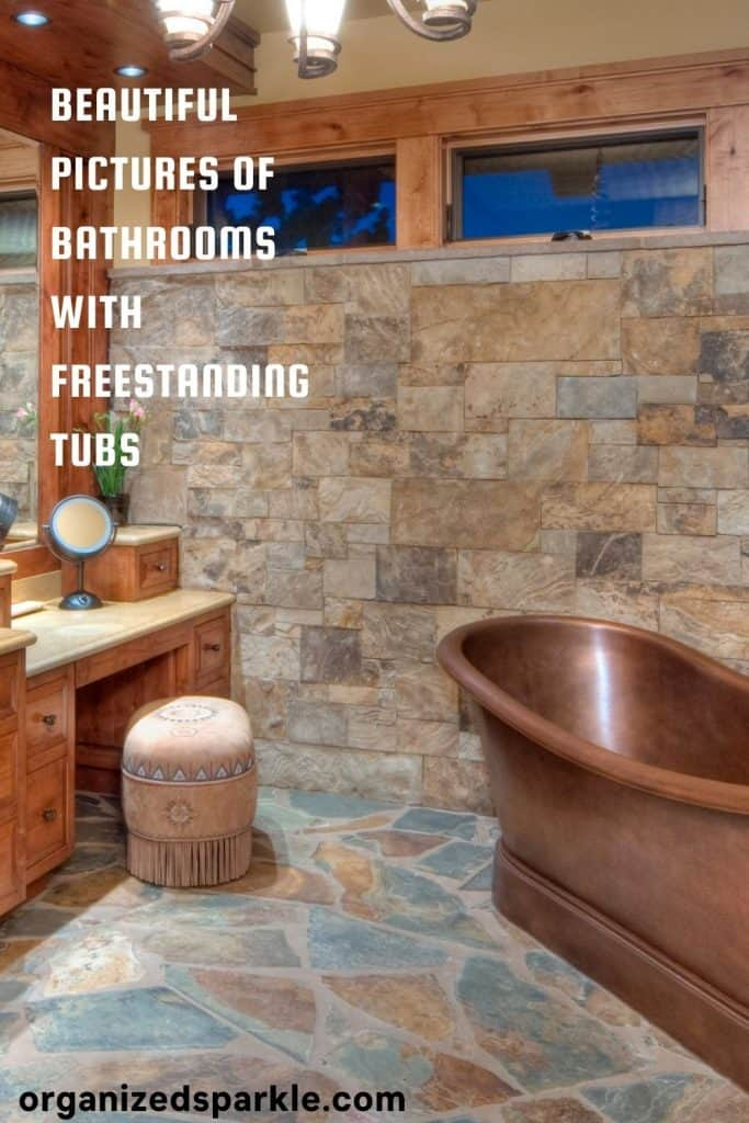 pictures of bathrooms with freestanding tubs