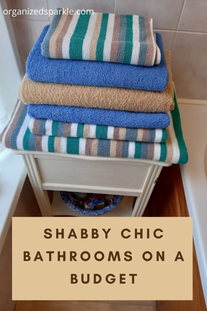 Shabby Chic Bathrooms on a Budget