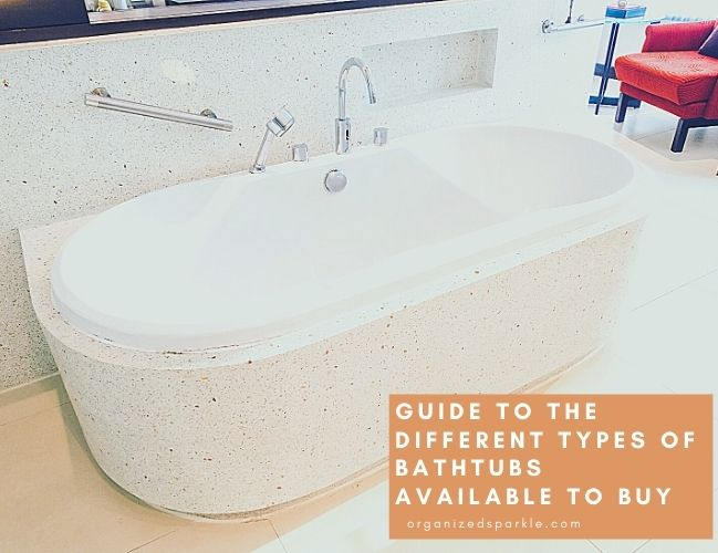 Guide to the Different Types of Bathtubs