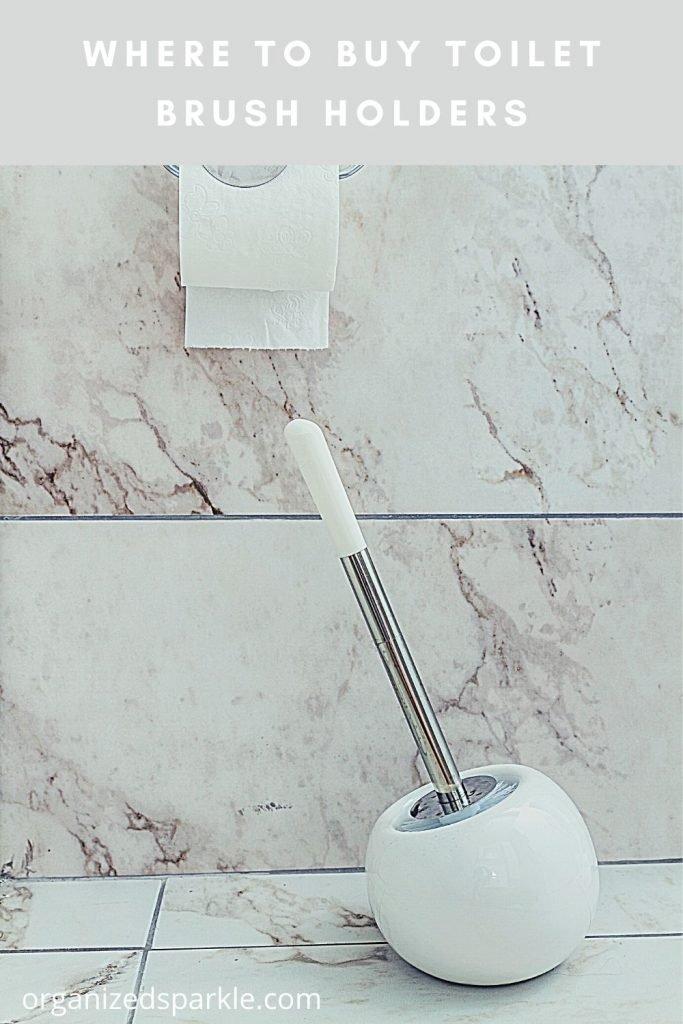 best places to buy toilet brush holders