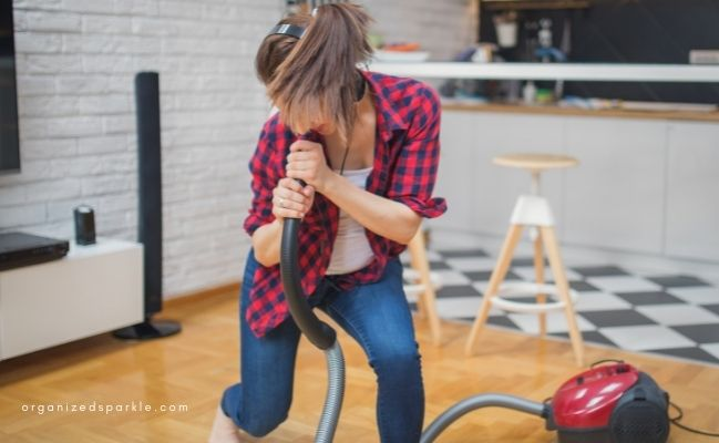 house cleaning tips and tricks fast