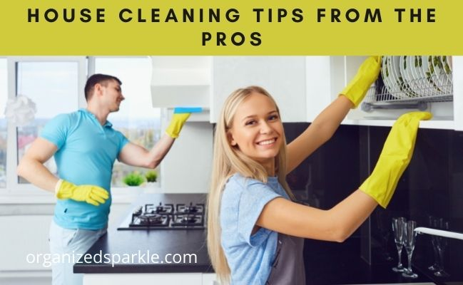 clean your home like a professional