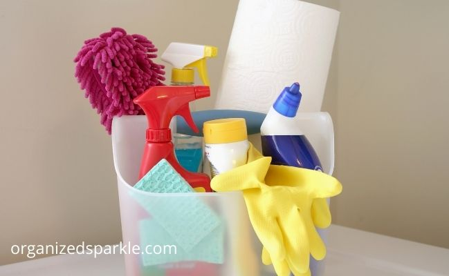 mind altering benefits of spring cleaning