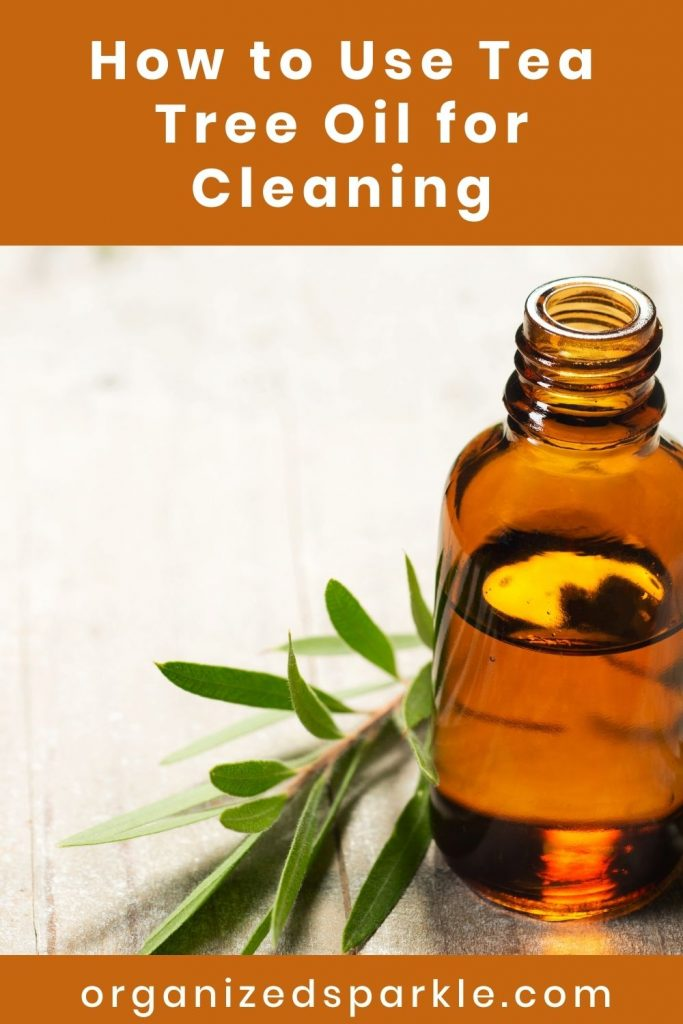 How to Use Tea Tree Oil for Cleaning
