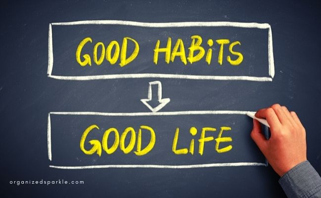 life changing habits ideas and tips