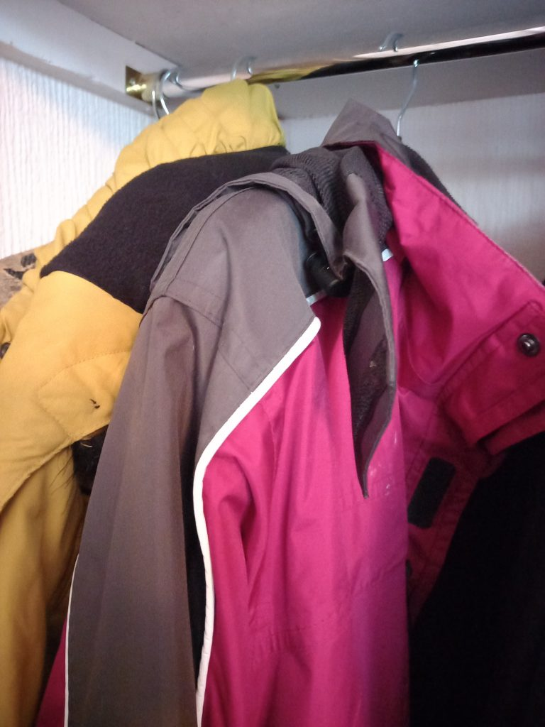 Storing Your Clothes Fold Roll or Hang