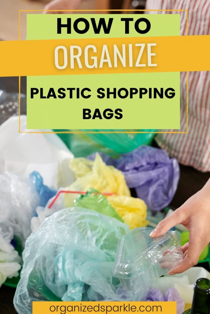 Plastic Bag Storage Ideas for Small Spaces